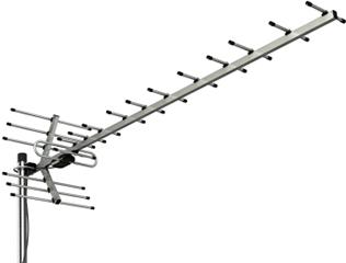 Антенна для цифрового ТВ Мeридиан-12F